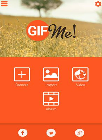 GIF-MeApp
