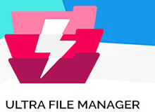 اپلیکیشن Ultra File Manager