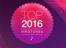اپلیکیشن Top 2016 Ringtones